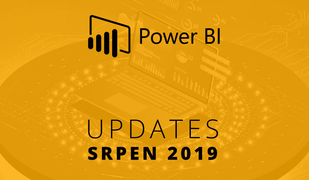 Power BI Srpen 2019 Update
