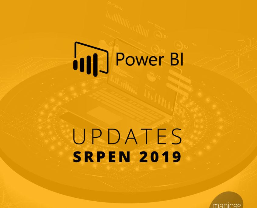 Power BI Srpen 2019 Update
