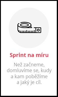Sprint na míru