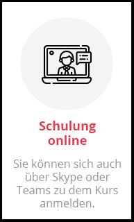 Schulung online