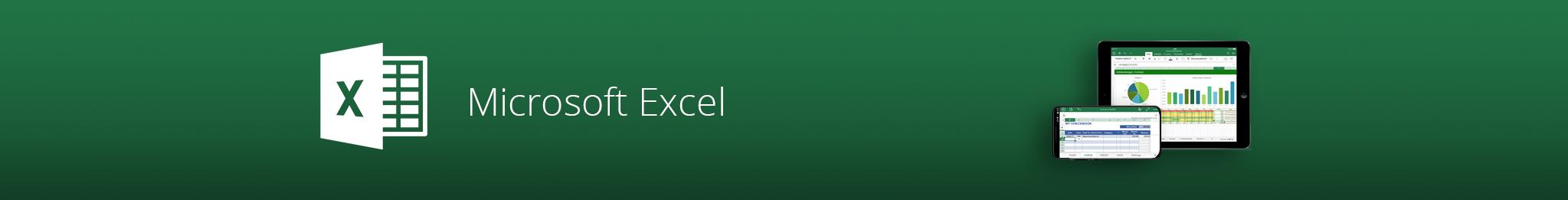 Banner Excel