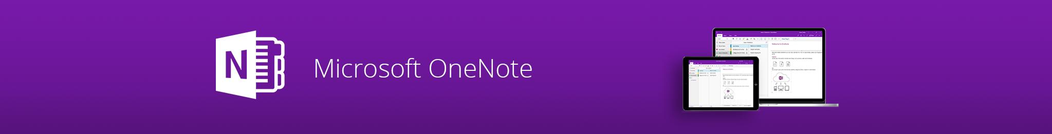 Banner OneNote