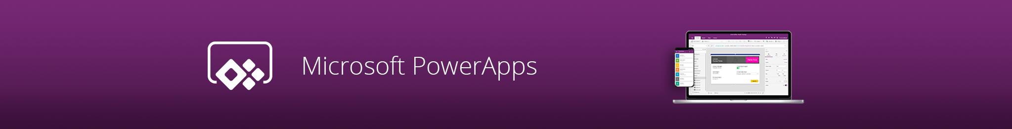Banner PowerApps