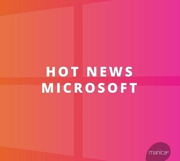 Novinky Microsoftu