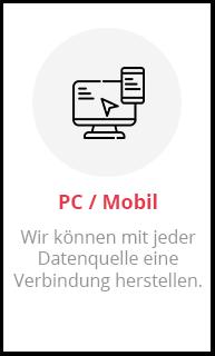 PC oder Mobil