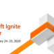 Microsoft Ignite The Tour Prague logo